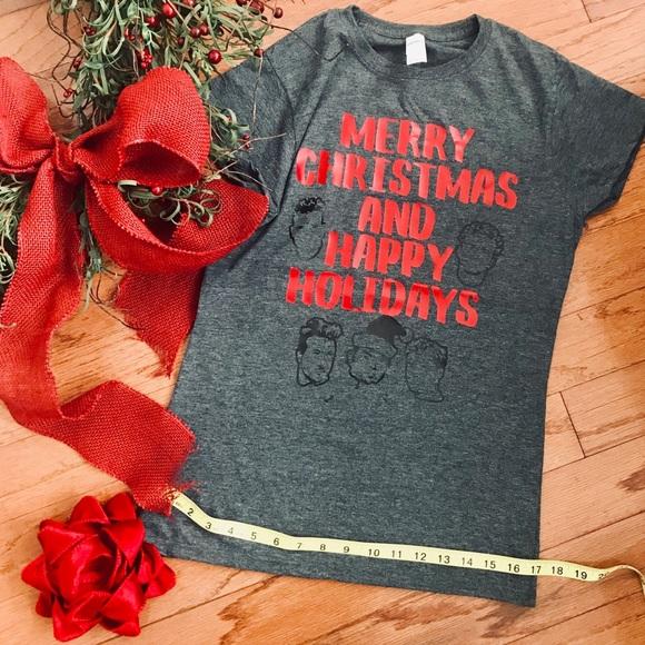 Nsync Merry Christmas.Nsync Merry Christmas Happy Holidays T Shirt